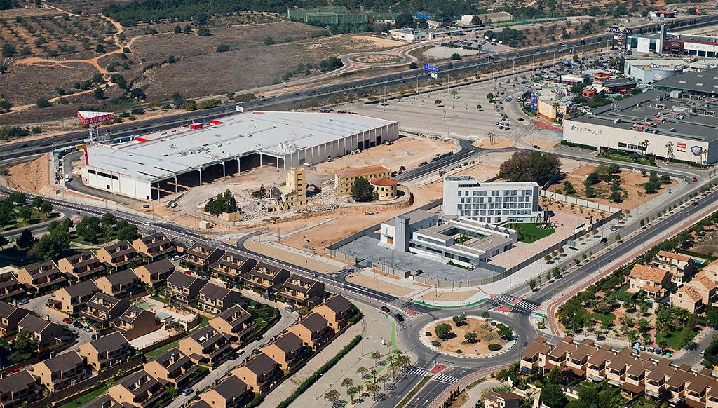 Urbanización UE2 Sector 14