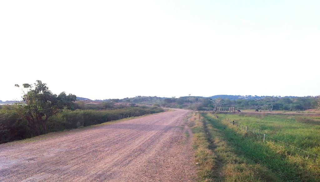 Carretera Plato Salamina