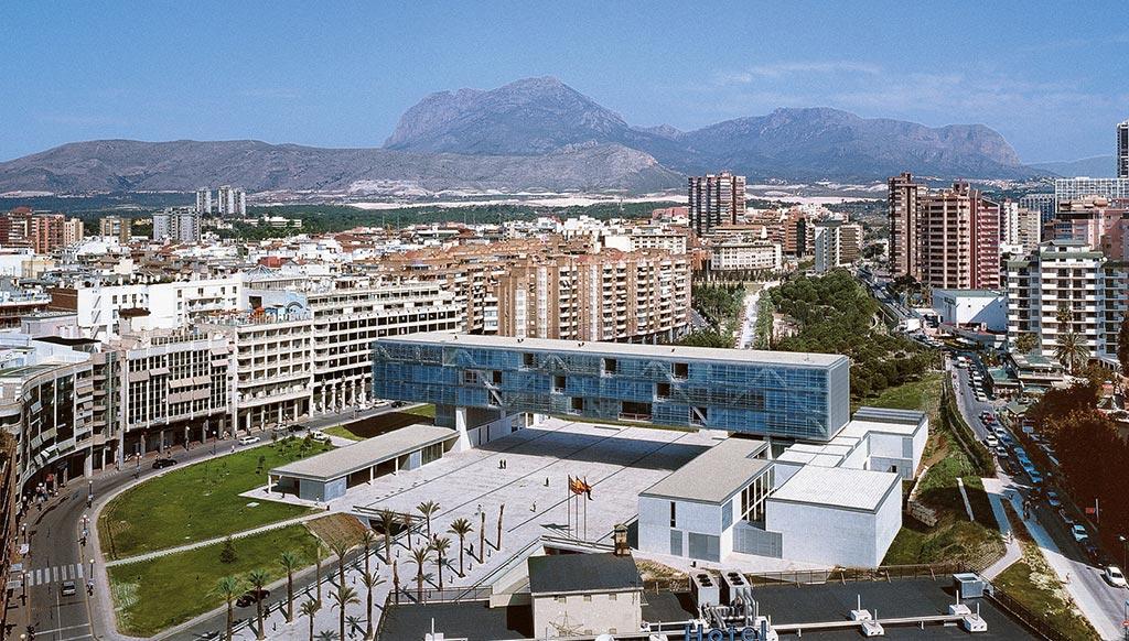 Ayuntamiento Benidorm