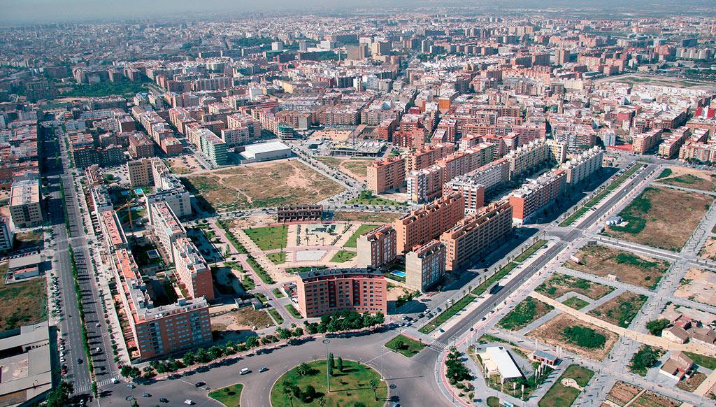Urbanización Benicalap