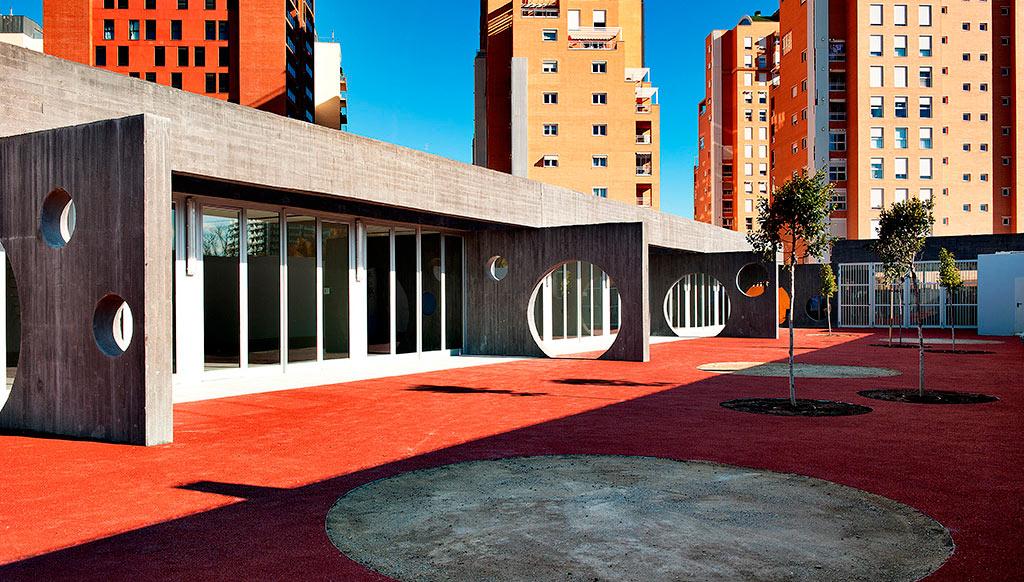 Colegio Pio Baroja