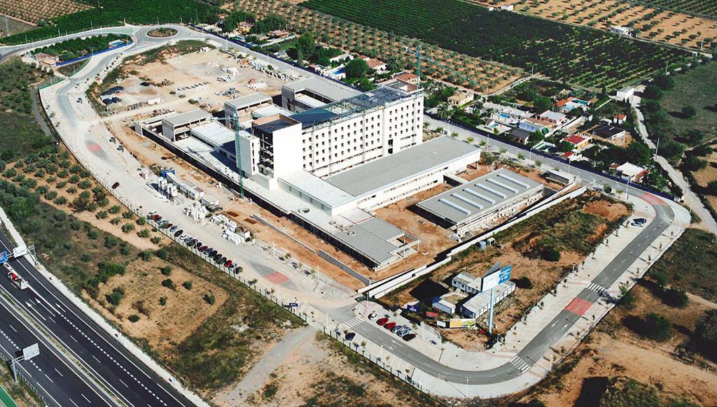 Hospital Comarcal Lliria