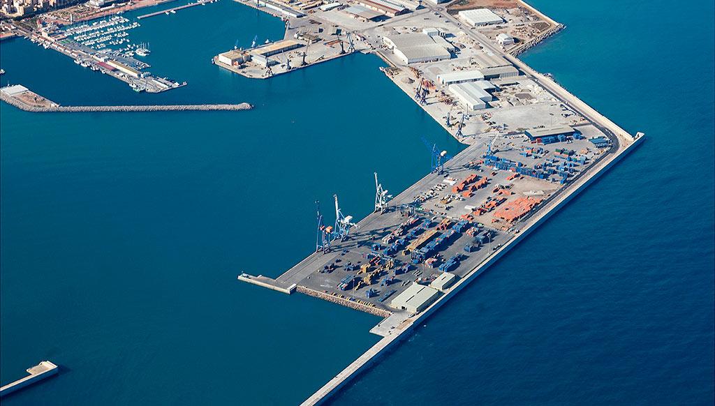 Prolongación Dique Este Puerto Castellón