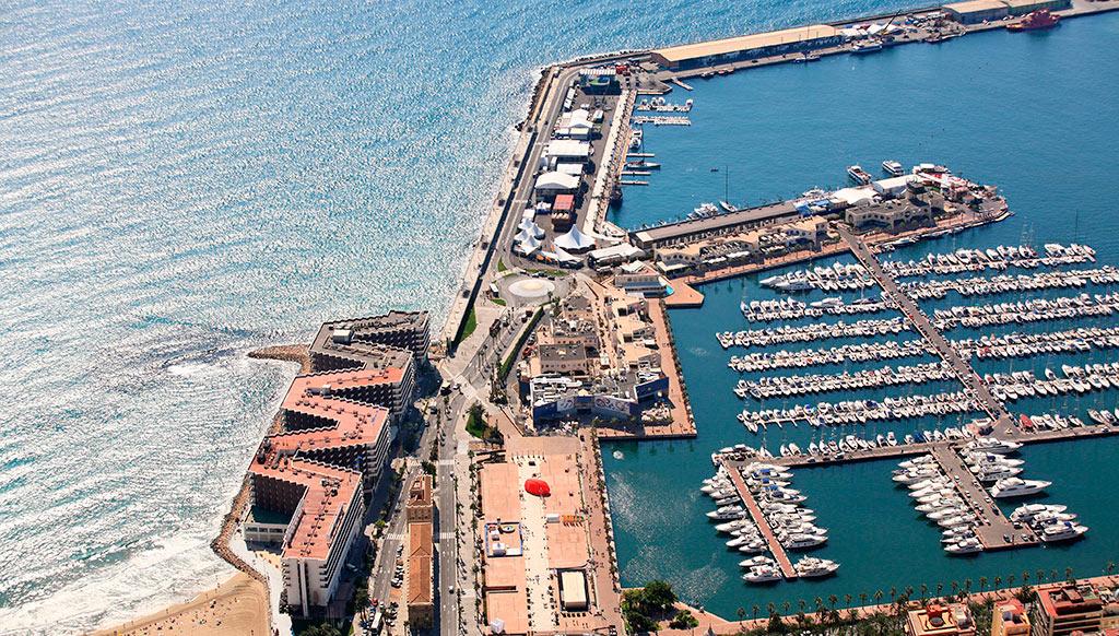 Remodelacion Puerto Alicante