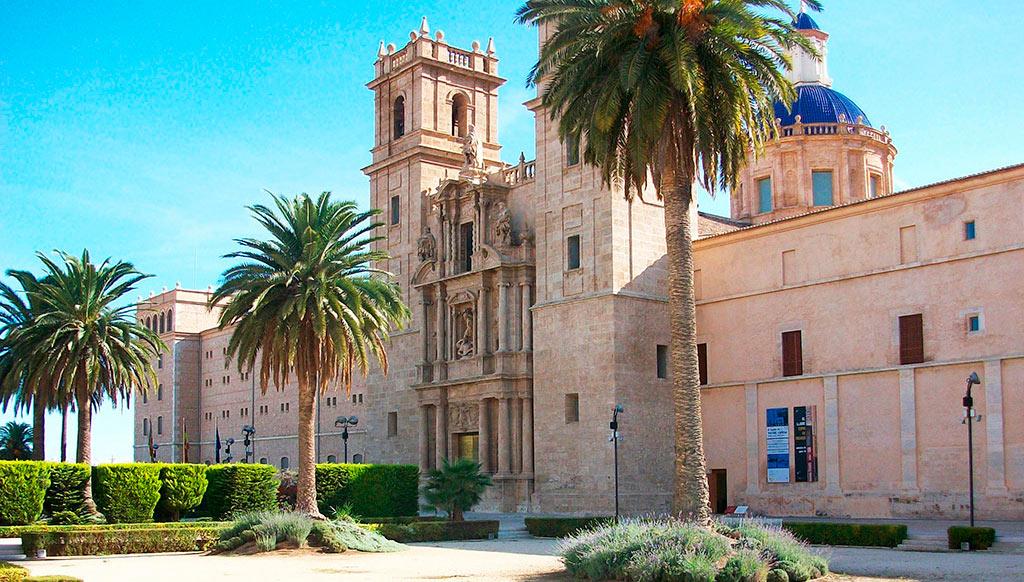 Monasterio San Miguel de los Reyes