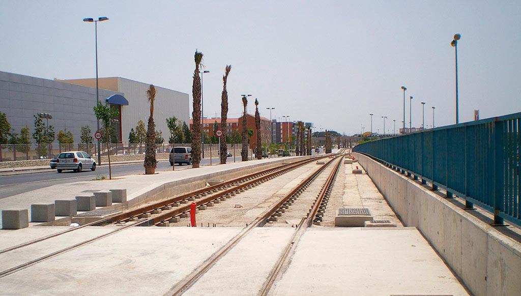 Línea 2 Tranvía Alicante