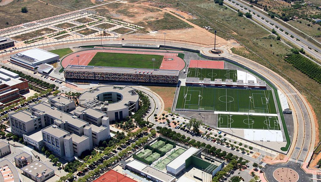 Instalaciones Deportivas Universidad Jaume I